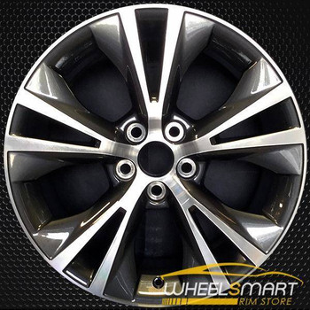 "18"" Toyota Highlander OEM wheel 2014-2019 Machined alloy stock rim 426110E260"