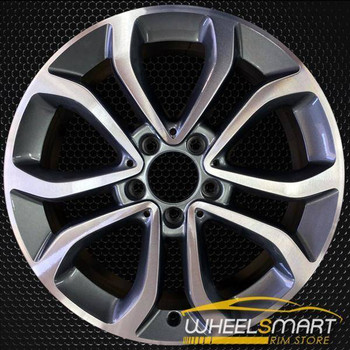 "16"" Mini Cooper OEM wheel 2014-2019 Silver alloy stock rim 36116855103"