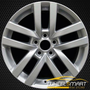 "18"" Toyota Highlander OEM wheel 2014-2019 Silver alloy stock rim 42611E 180"
