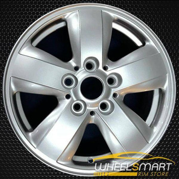 "15"" Mini Cooper Mini OEM wheel 2014-2019 Silver alloy stock rim 36116855101"