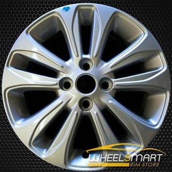 "15"" Chevy Spark oem wheel 2016-2018 Silver alloy stock rim 5720"