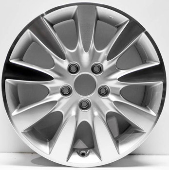 "17"" Honda Accord Replica wheel 2005-2008. Machined replacement for rim 63919"