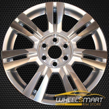 "18"" Cadillac SRX oem wheel 2010-2016 Chrome alloy stock rim 4664"