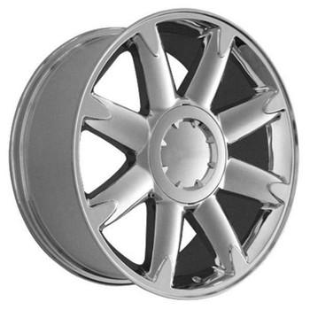 "20"" Chevy C2500 replica wheel 1988-2000 Chrome rims 6849034"