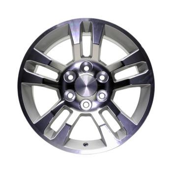 """18x8.5"""" Chevy Silverado replica wheels 2014-2020 rim ALY05646U10N"""