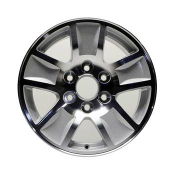"""17x8"""" Chevy Silverado replica wheels 2014-2019 rim ALY05657U10N"""