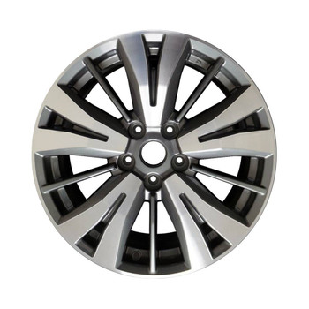 "18x7.5"" Nissan Pathfinder replica wheels 2017-2020 rim ALY62742U35N"
