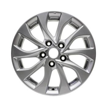 "16x6.5"" Nissan Sentra replica wheels 2016-2020 rim ALY62756U20N"