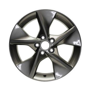 17 Toyota Camry replica wheels 2012-2014 Charcoal rim 69605