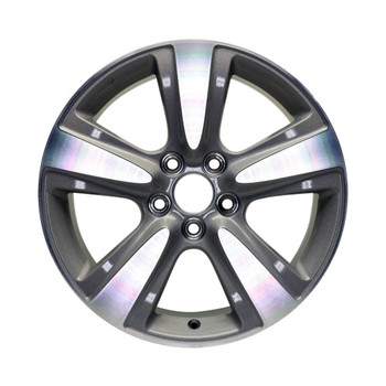 17 Acura MDX replica wheels 2010-2013 Machined rim 71793