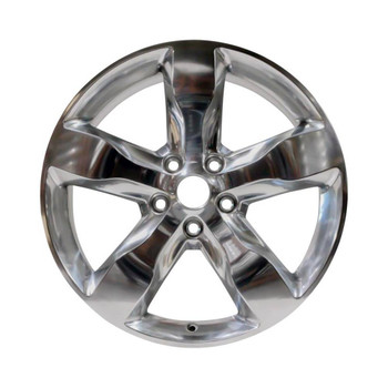 17 Jeep Grand Cherokee replica wheels 2011-2013 Polished rim 9107
