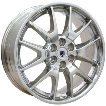 "20"" Saab  9-4 replica wheel 2011 Polished rims 9489828"