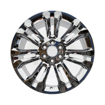 17 Cadillac Escalade replica wheels 2015-2020 Chrome rim 5666