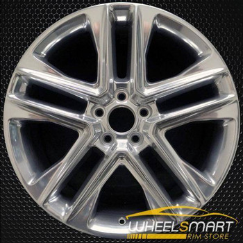 "20"" Ford Explorer OEM wheel 2016-2017 Polished alloy stock rim FB531007BA,??FB53BA"