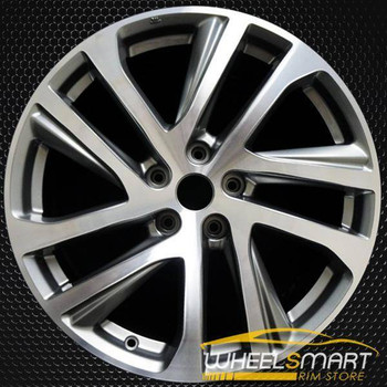 "19"" Infiniti QX50 OEM wheel 2016-2017 Machined alloy stock rim D0C003WU3A, D0CMM3WU3A"