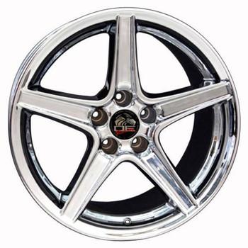 "18"" Ford Mustang replica wheel 1994-2004 Chrome rims 8181978"