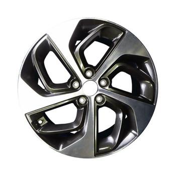 Hyundai Tucson replica wheels 2016-2018 rim ALY70895U30N