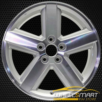 "18"" Dodge Avenger OEM wheel 2008-2010 Machined alloy stock rim 1AN34TRMAA, 1AN34TRMAB, 1AN34TRMAC"