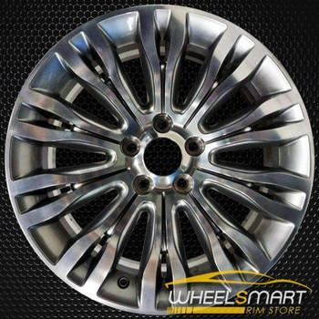 "18"" Chrysler 200 OEM wheel 2011-2014 Polished alloy stock rim 1TA78TRMAB"
