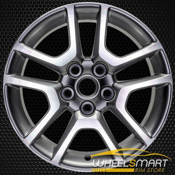 "17"" Chevy Malibu OEM wheel 2013-2014 Machined alloy stock rim 9598668"
