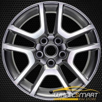 "17"" Chevy Malibu OEM wheel 2013-2014 Machined alloy stock rim 9598668"