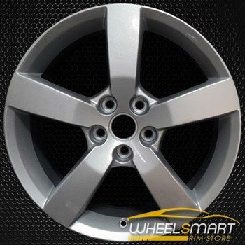 "18"" Pontiac G6 OEM wheel 2006-2009 Silver alloy stock rim 9595929"