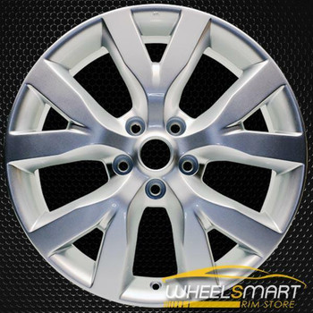 "18"" Nissan Murano OEM wheel 2011-2014 Silver alloy stock rim D03001SX2A, D03001SX4A"