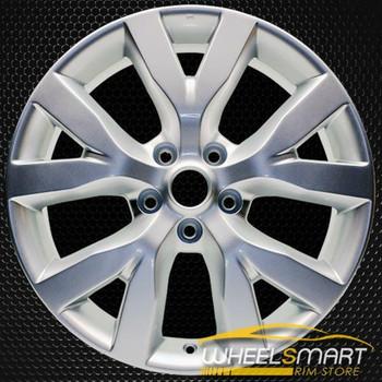 "18"" Nissan Murano OEM wheel 2011-2014 Silver alloy stock rim D03001SX2A, D03001SX4A"