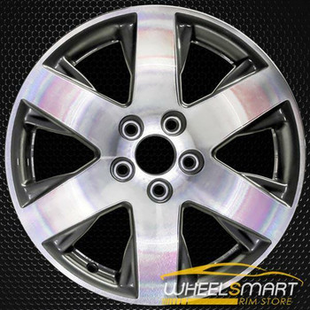 "18"" Honda Pilot OEM wheel 2012-2015 Machined alloy stock rim 42700SZAA71"