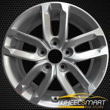"16"" Kia Optima OEM wheel 2011-2013 Silver alloy stock rim 529102T150, 529104C150"