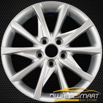 "17"" Toyota Prius oem wheel 2012-2018 Silver alloy stock rim 69601"