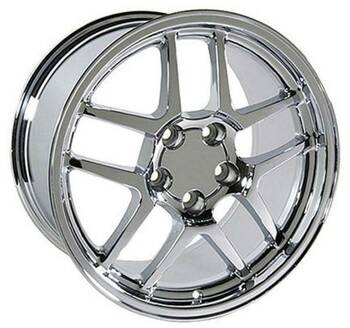 "18"" Pontiac Firebird  replica wheel 1993-2002 Chrome rims 4750687"