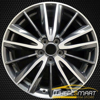 "20"" Infiniti QX60 OEM wheel 2016-2019 Machined alloy stock rim 403009NB4A"