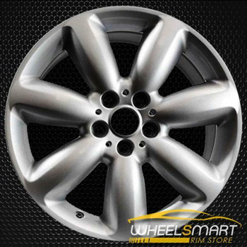 "18"" Mini Cooper Clubman OEM wheel 2016-2019 Silver alloy stock rim 36116856050"