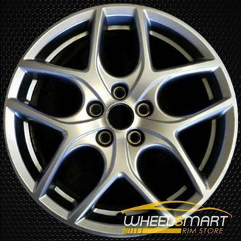 "17"" Ford Focus oem wheel 2015-2018 Dark Silver alloy stock rim 10011"