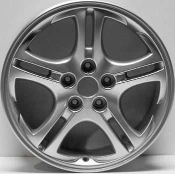 "17"" Hyundai Tiburon Replica wheel 2003-2006 replacement for rim 70701"