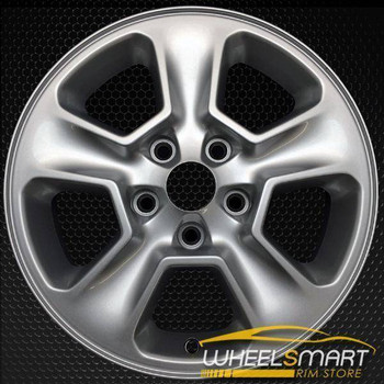 "17"" Jeep Grand Cherokee oem wheel 2014-2017 Silver alloy stock rim 9135"