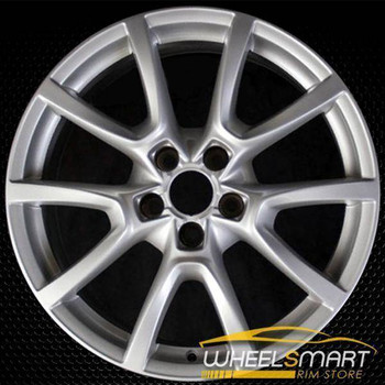 "18"" Audi Q5 oem wheel 2009-2017 Silver alloy stock rim 58889"