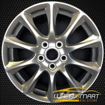 "16"" Ford Fusion oem wheel 2015-2018 Silver alloy stock rim 3983"