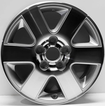 "16"" Toyota Sienna Replica wheel 2004-2008 replacement for rim 69444"
