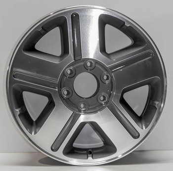 "17"" Chevy Trailblazer Replica wheel 2004-2009 replacement for rim 5179"