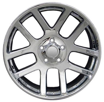 "22"" Dodge Ram 1500 replica wheel 2011-2018 Chrome rims 7154686"
