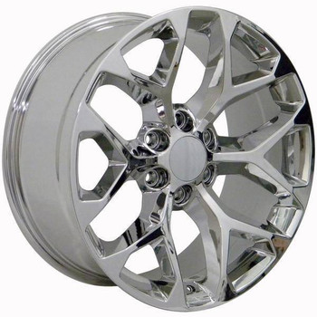 "22"" Chevy C2500 replica wheel 1988-2000 Chrome rims 9506480"