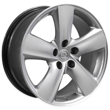"18"" Toyota Sienna replica wheel 1998-2018 Hypersilver rims 9457499"