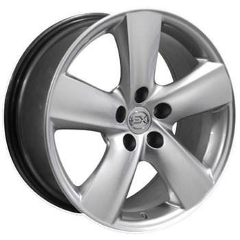 "18"" Toyota Sienna replica wheel 1998-2018 Hypersilver rims 9457499"
