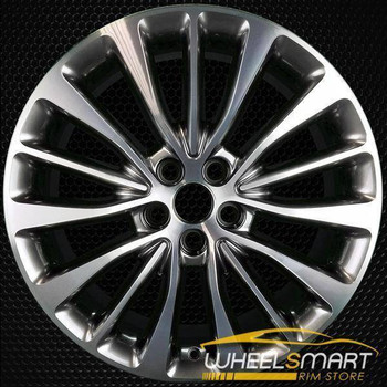 "18"" Lincoln MKX oem wheel 2015-2018 Machined alloy stock rim 10072"