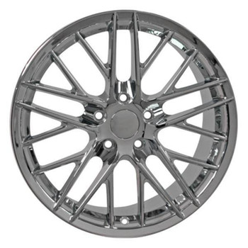 "19"" Chevy Corvette  replica wheel 2005-2013 Chrome rims 9453142"