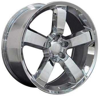 "20"" Dodge Challenger replica wheel 2009-2018 Chrome rims 9360774"