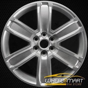 "20"" Cadillac XT5 oem wheel 2017 Silver alloy stock rim 4800 97729"