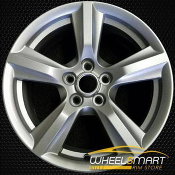 "17"" Ford Mustang oem wheel 2015-2018 Silver alloy stock rim 10027"